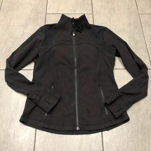 Lululemon Define Jacket Black Cutouts